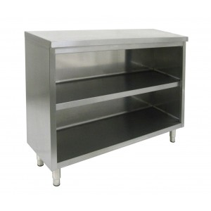 Cabinet Stainless Storage Cabinets Commercial Kitchen Dish Cabinet