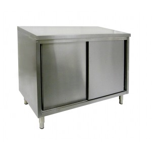 Stainless Steel Work Table Storage Cabinet Stainless Steel Work Table