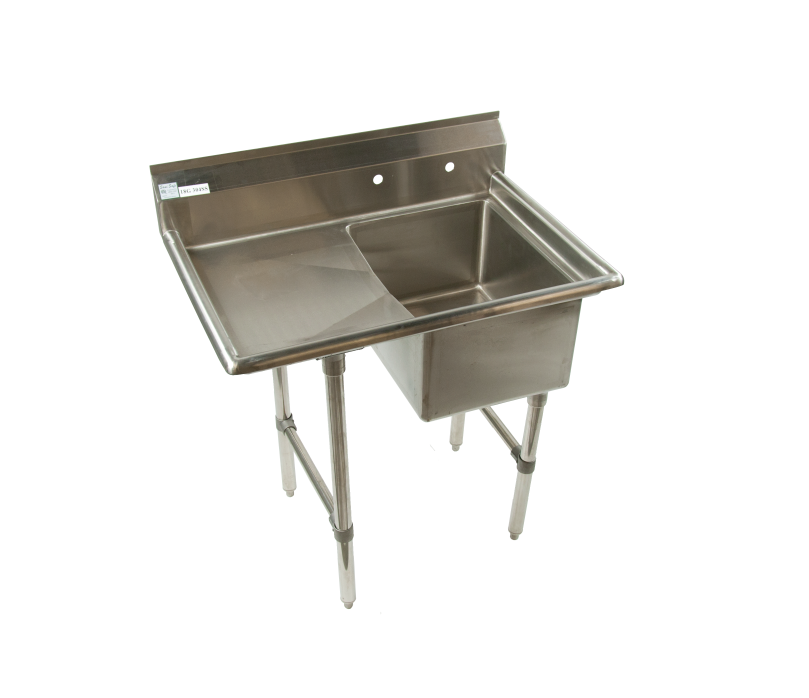Bowl Stainless Steel Kitchen Sink Single Bowl Stainless Steel Sink ...