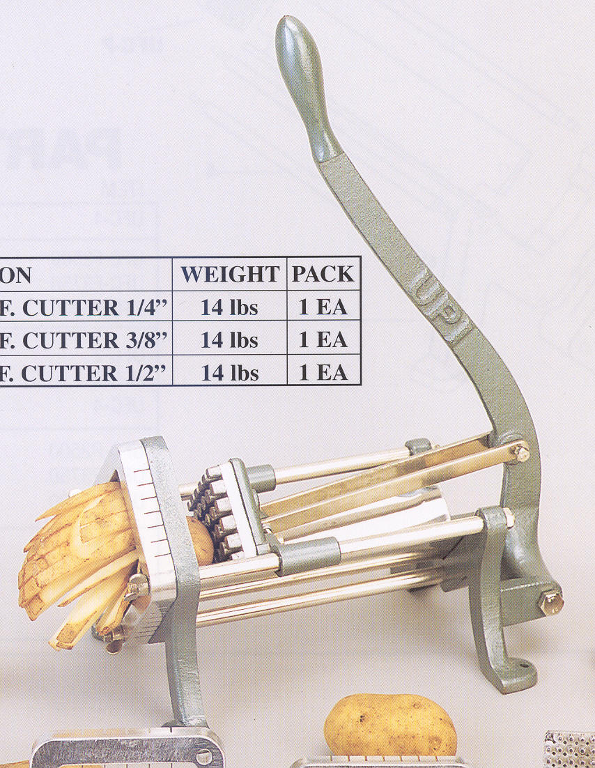 Manual French Fry Cutters,Commercial Potato Cutters,Fry Cutters and ...