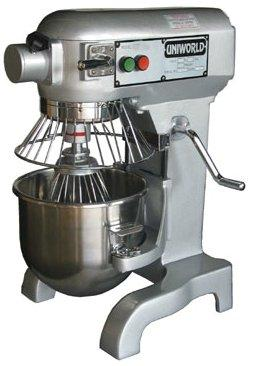 commercial restaurant hobart dough mixer 10 quart