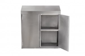Stainless Steel Storage Cabinets,Enclosed Work Table Cabinets