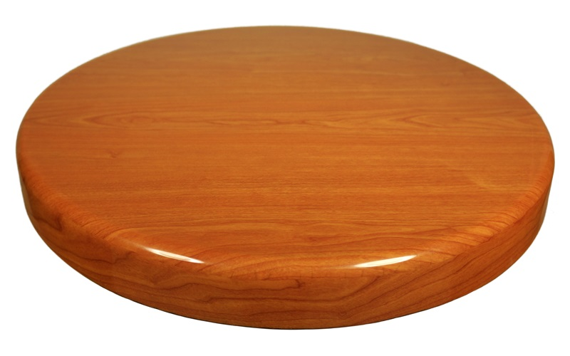 cherry resin dining table top
