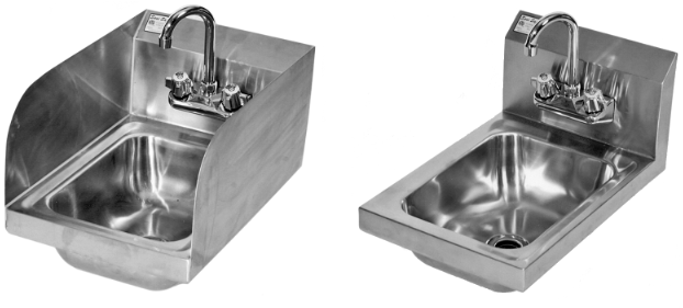 Delightful Stainless Steel Handsink