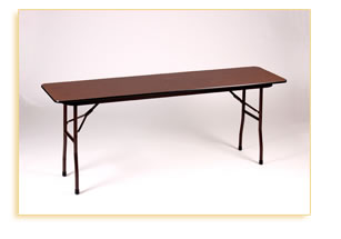 commercial wood folding table